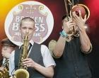 Bevrijdings festival Nijmegen 2013 | Broken Brass Ensamble