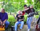 Muziek in het Kronenburgerpark | Burnout session 2 at the park