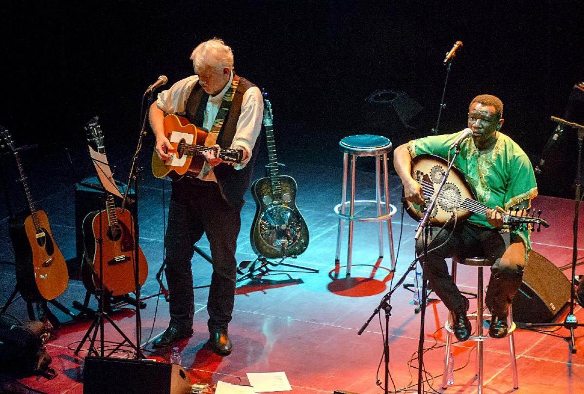 No Blues in Lux Nijmegen | Photo © Henk Beenen