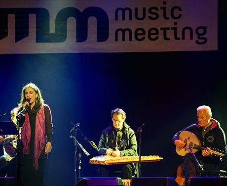 Music Meeting 2016 | Savina Yannatou & Primavera en Salonico | Foto©Henk Beenen