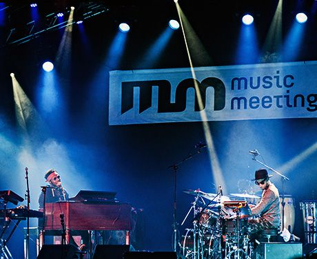 """Music Meeting 2016 
