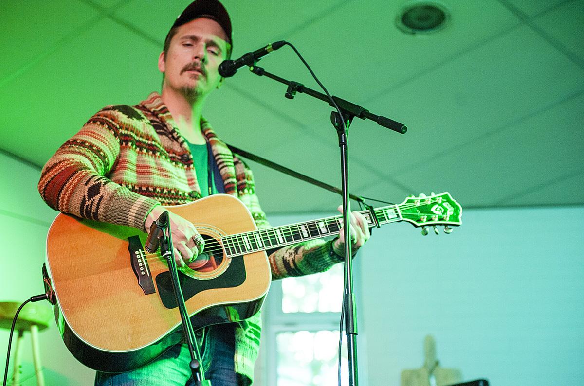 Shane Alexander in Millingen aan de Rijn