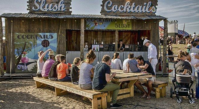 Festival op 't eiland 2017 | Foto © Henk Beenen
